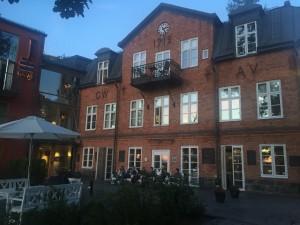 Haupthaus Hotel J