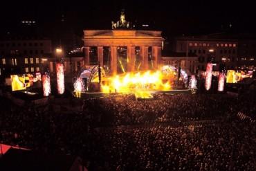 Festival der Einheit in Berlin